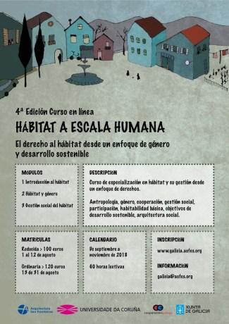 4ª Edición Curso Hábitat a Escala Humana