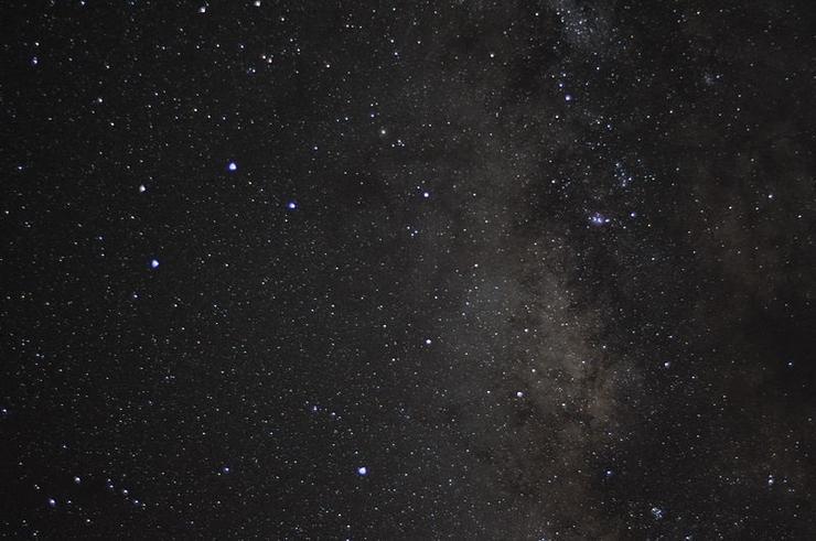 Constelación de Saxitario. SCOTT ROY ATWOOD - Arquivo
