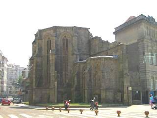 Ruinas de San Domingos