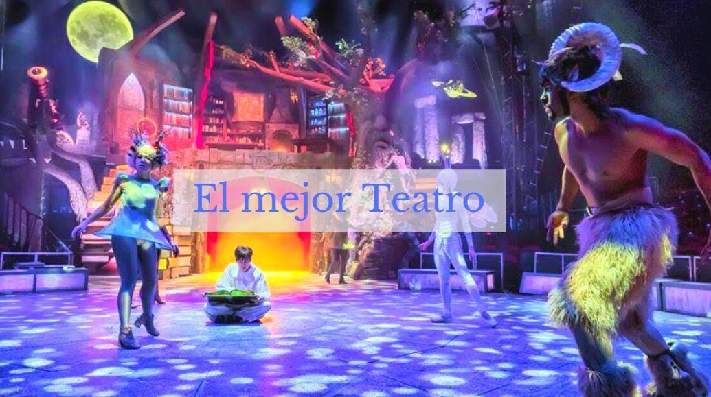 Lo mejor del teatro para niños inundará las salas en Galicia esta temporada