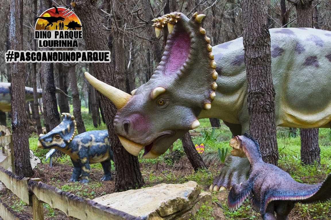 Uno de los mayores parques temáticos de dinosaurios de Europa, Lourinhã tierra de Dinosaurios