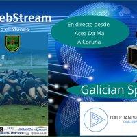 Liga Gallega Masculina de Rugby : CRAT Coruña - Muralla R.C
