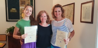 Intensive Italian courses Florence