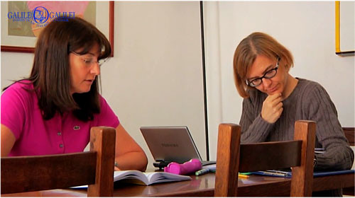 preparatory course for Cils exam