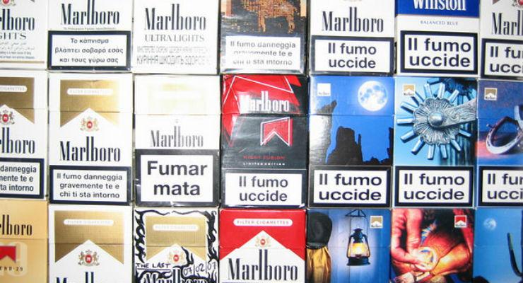 Quanti danni fa un pacchetto di sigarette al giorno