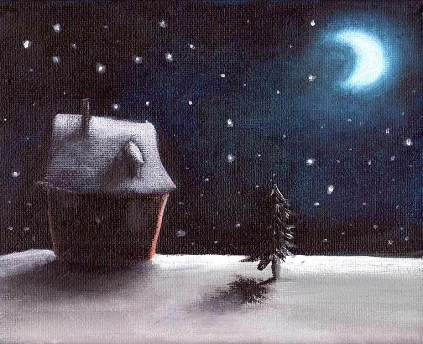 un clair de lune