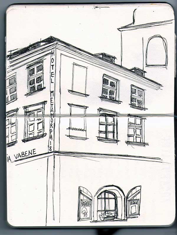 Hôtel Metamorphis
