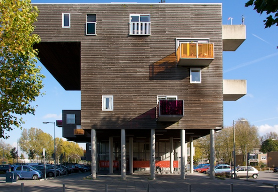 Wozoco Apartments Amsterdam By Mvrdv