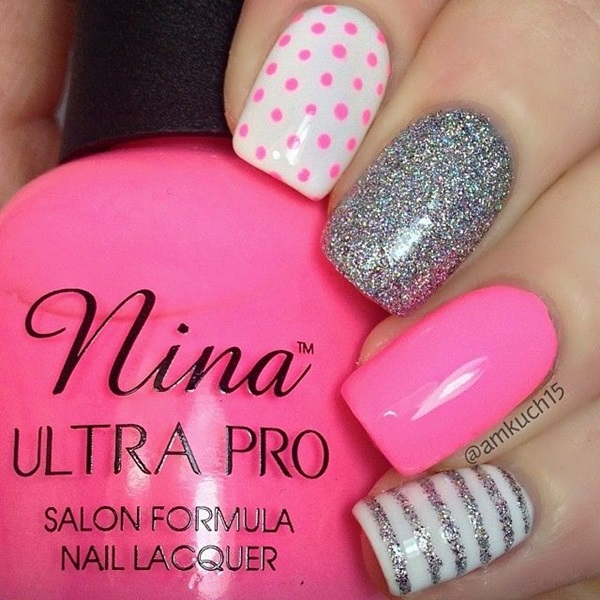 Easy Nail Art Ideas And Designs For Beginners 7