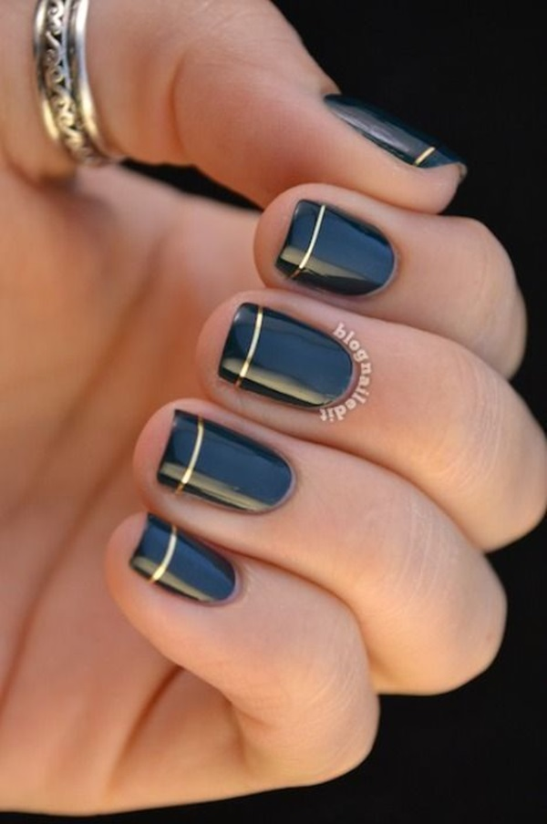 Easy Nail Art Ideas And Designs For Beginners 8