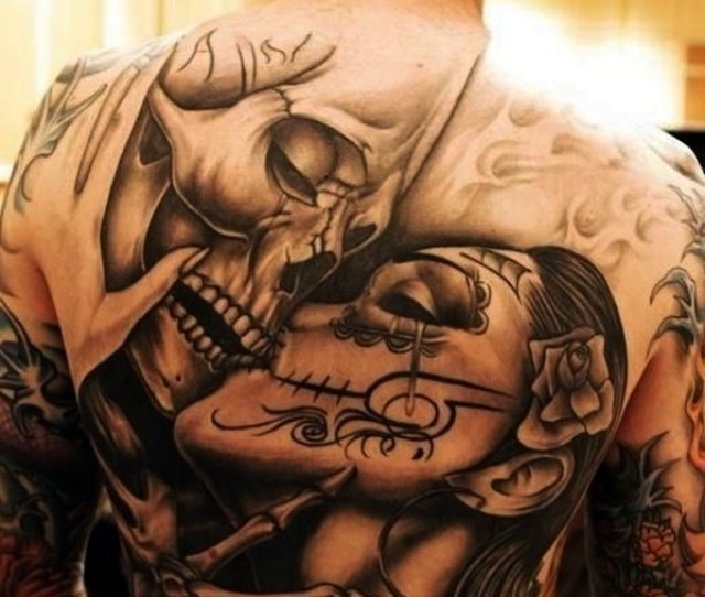Appealing Back Tattoo Designs To Die For