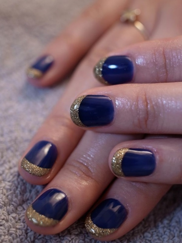 Simple Easy Winter Nail Art Designs Ideas Nails View Images