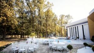 Galla Events exterior piscina
