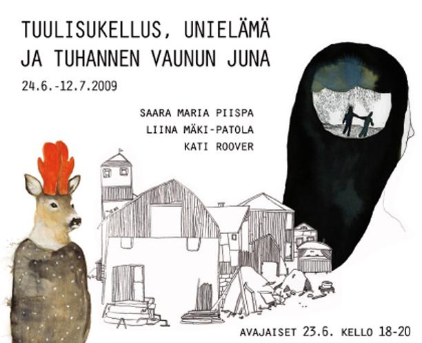 Saara Maria Piispa, Liina Mäki-Patola, Kati Roover