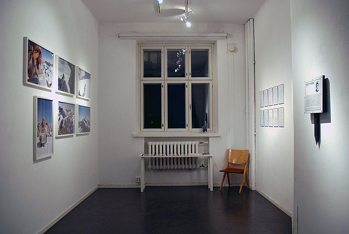 Sasha Huber: Rentyhorn