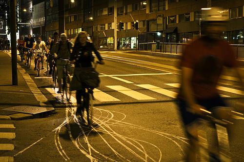 Pyöräilykaista