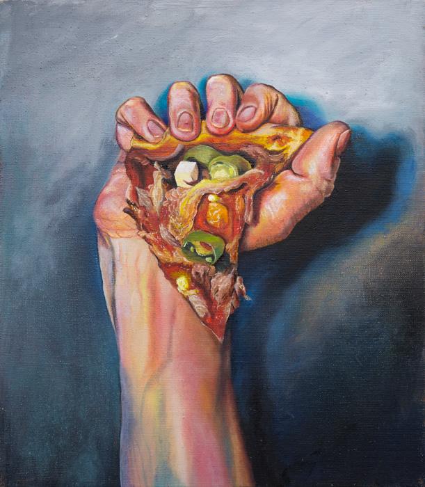 Jesse Avdeikov: Die Hand Des Kunstlers