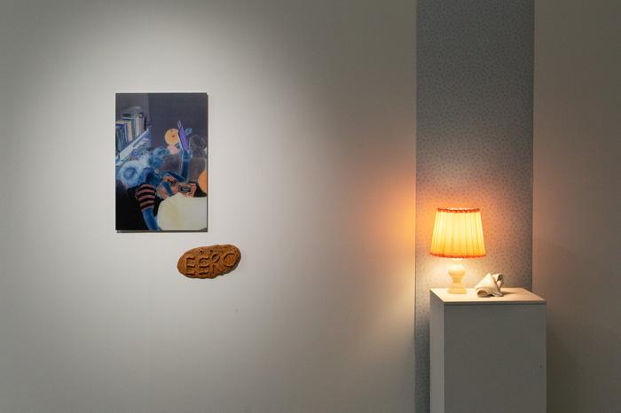 Eero Yrjölä, installaatio; Fotografi: Salla Keskinen