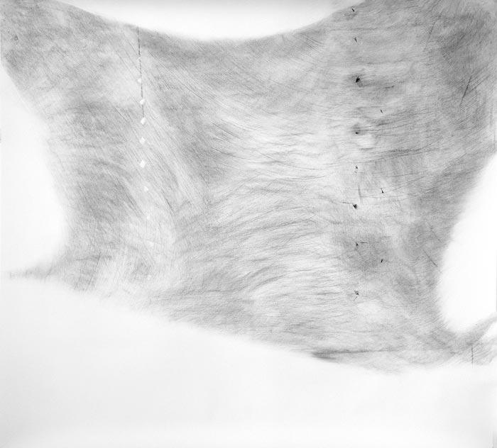 PiiaKokkarinen: Lepatus, 136 x 150 cm
