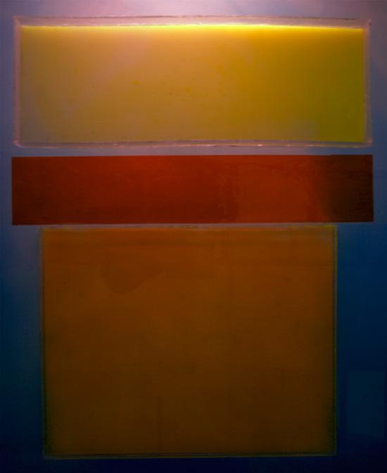 Sampo Malin: Kultaa keltaisemmat, valokuvadokumentaatio, 100x122cm, 2018