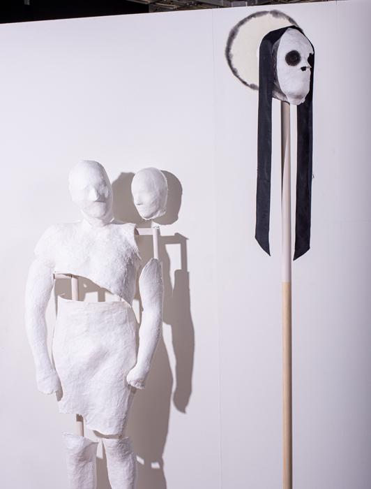 Beata Joutsen Avalon näyttely Galleria Huuto