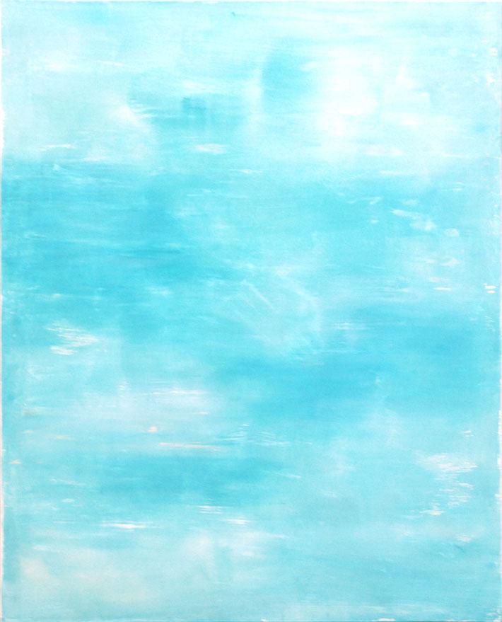 Glistening, 108x135 cm