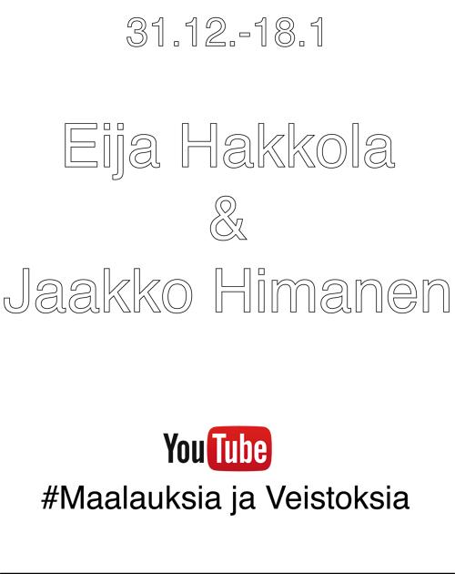 Eija Hakkola & Jaakko Himanen