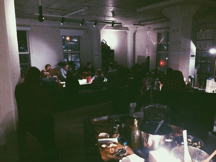 Juhlat näyttelynpitäjille 2015
