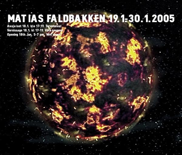 Matias Faldbakken