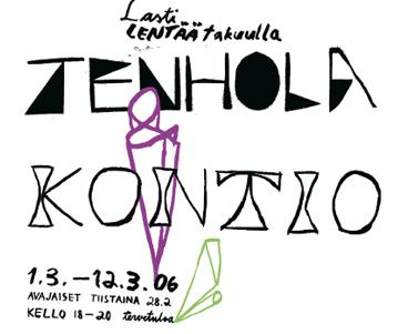 Tenhola ja Kontio