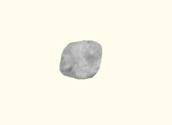 piirustus paperille 35 x 25 cm, 2006