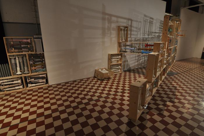 Tapio Haapala: New Arrangement, detail