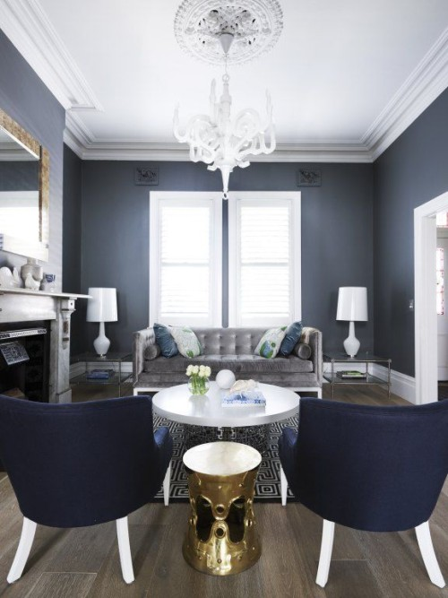 chic-navy-room