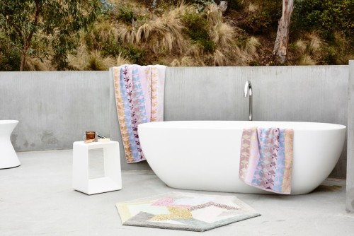 Ziporah Lifestyle Towels: Gallerie B