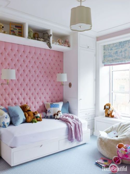 Friday's Favourites Girl's Bedroom