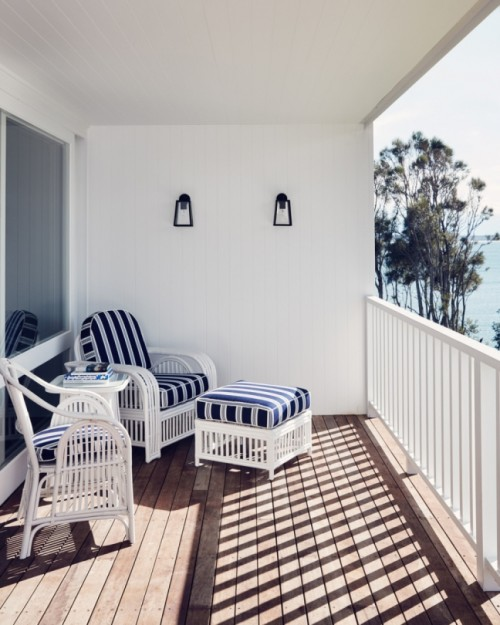 Collette Dinnigan Designs Two Penthouses at Bannisters By The Sea