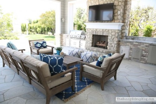 Creating The Perfect Outdoor Entertaining Space