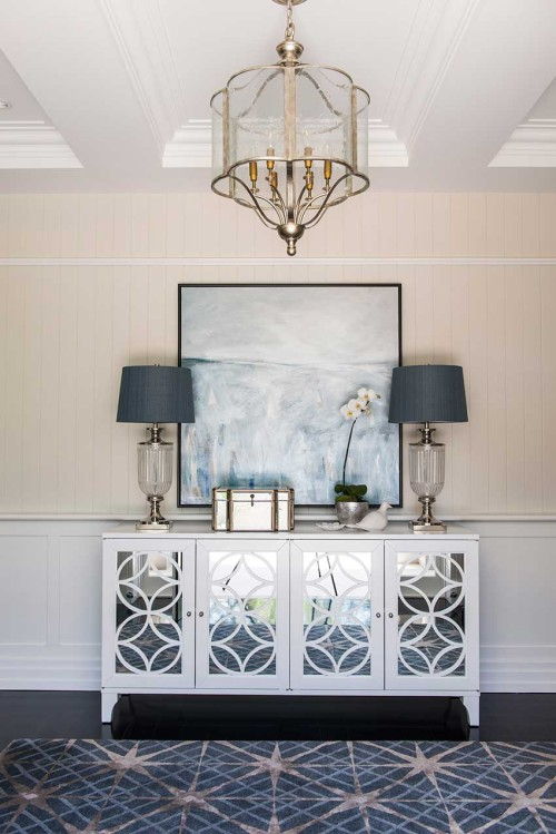 Cape Cod style Queensland home with lots of design inspirations. Friday's Favourites, Gallerie B blog.