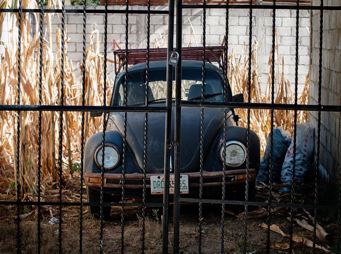 VW i San Pedro, Guatemala