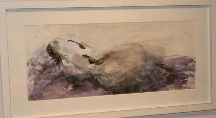 Akvarell av Lise Birkeland