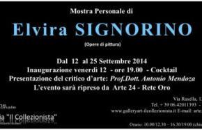 Elvira Signorino