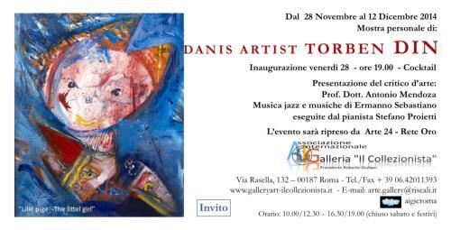 Danis Artist Torben Din