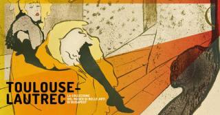 Toulouse-Lautrec, la collezione del Museo di Belle Arti di Budapest  Ara Pacis  dal 04-12-2015 al 08-05-201