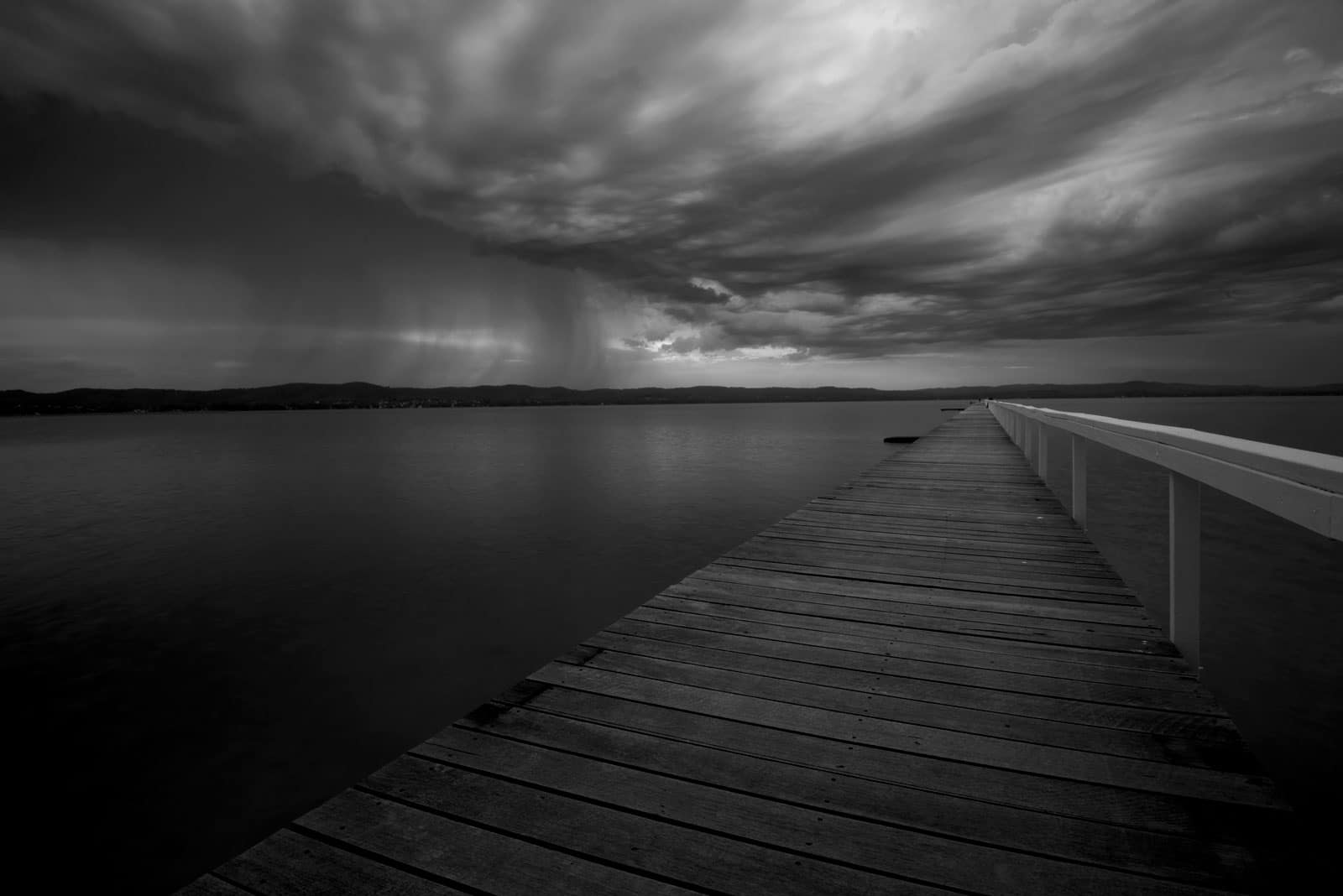 storm-over-long-jetty-tuggerah-lake-by-matt-dobson