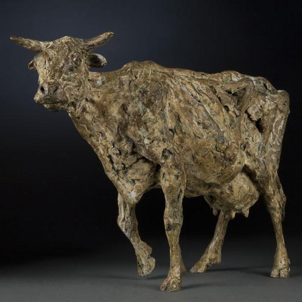 Gevulde koe