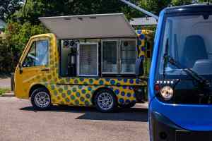 GoDega Gallery 411 Electric Food Service Vehicle 4