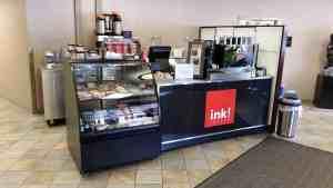 Hospital Coffee Kiosk Beverage Convention Centers National Jewish Hospital Denver Colorado 1