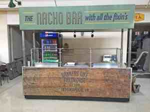 Arena Hot Food Cart MobileCart Venues Food Bankers Life Fieldhouse Indianapolis Indiana 4
