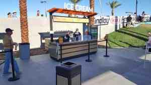 Ballpark Food Beverage Kiosk Mobile Cart Venues Food Las Vegas Ballpark Summerlin Nevada 3