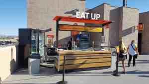 Ballpark Food Beverage Kiosk Mobile Cart Venues Food Las Vegas Ballpark Summerlin Nevada 4